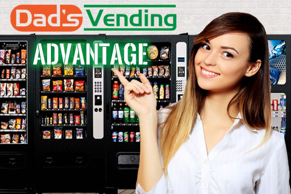 Dads Vending - Merrimack Valley snack and beverage vending. Call 978.965.2692